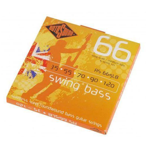 rs-665lb swing bass struny 35-120 marki Rotosound