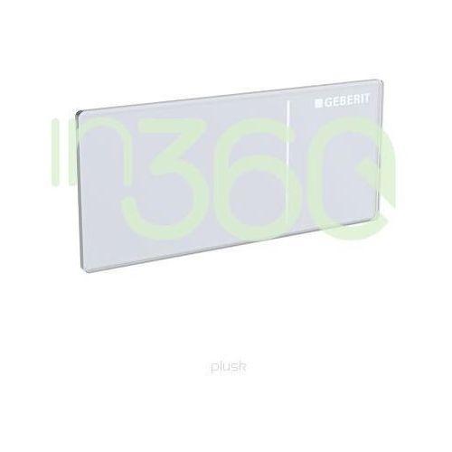 omega70 przycisk uruchamiający do wc biały 115.084.si.1 marki Geberit