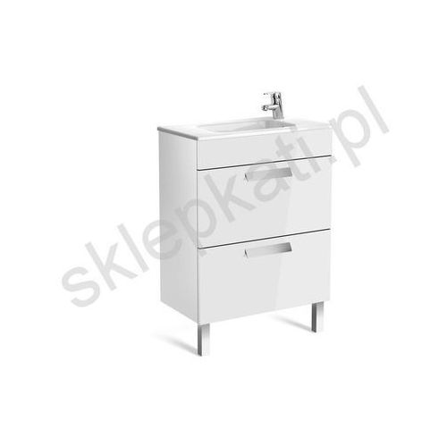 ROCA Debba Unik Compacto szafka biały połysk + umywalka 60 A855905806, A855905806