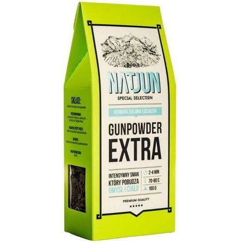 Natjun  herbata zielona gunpowder extra 100g
