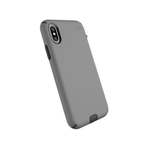 presidio sport etui obudowa iphone xs / x (gunmetal grey/cobalt/slate) marki Speck