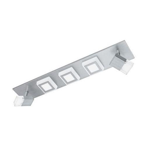 Plafon masiano 94511 lampa sufitowa ścienna 3x3,3w/2x5,4w led aluminium szczotkowane marki Eglo