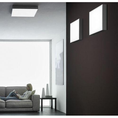 Linea light Plafon box 440 2 x 2g11 szary, 71658