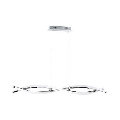 Wofi idana lampa wisząca led chrom, 2-punktowe - nowoczesny - obszar wewnętrzny - idana - czas dostawy: od 2-4 dni roboczych