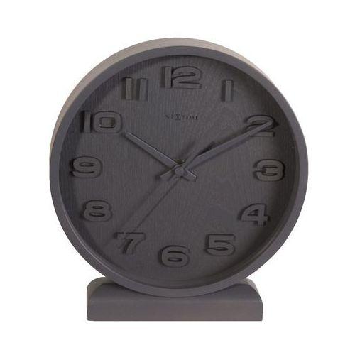 Zegar stojący wood wood small grey marki Nextime