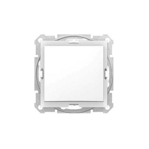 Łącznik krzyżowy Schneider Sedna SDN0500321 hermetyczny IP44 pojedynczy biały (8690495058185)