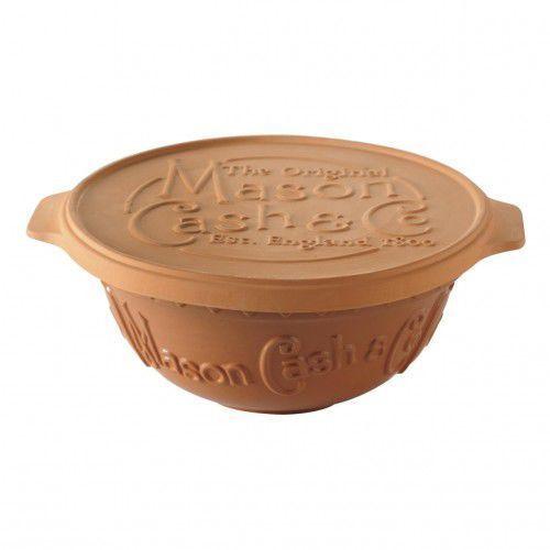 Mason cash Misa z terakoty z pokrywą bread (5010853185446)