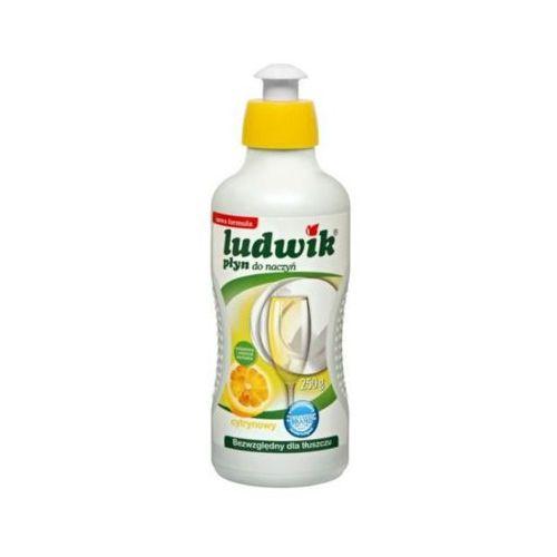 Inco-veritas Ludwik 250g cytrynowy płyn do mycia naczyń