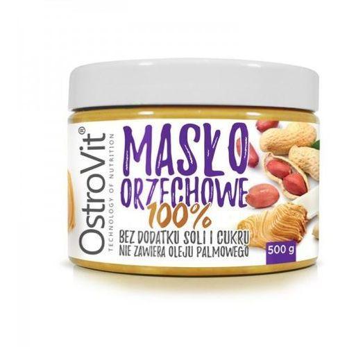 Ostrovit 100% peanut butter smooth - 500g