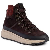 Sneakersy GANT - Tomas 19643887 Dark Brown G46, kolor brązowy