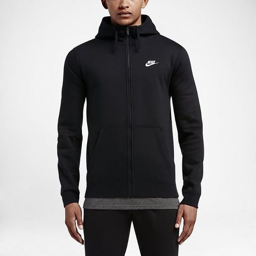 Bluza Nike Nsw Hoodie FZ 804389-010, bawełna