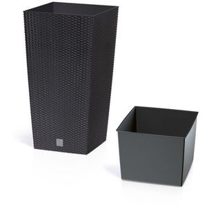 Donica rato square drts325 antracyt + zamów z dostawą jutro! marki Prosperplast