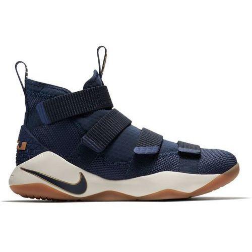 Buty lebron soldier 11 cavs alternate - 897644-402 marki Nike