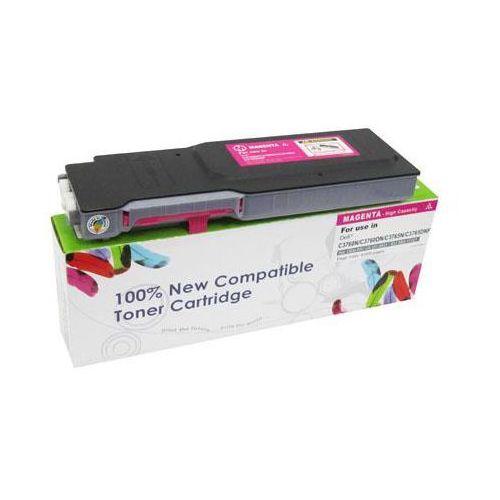 Cartridge web Toner cw-d3760mn magenta do drukarek dell (zamiennik dell xkgfp / 593-11121) [9k]