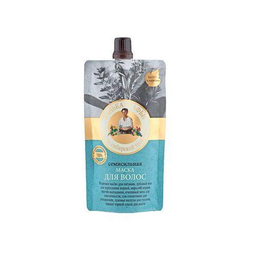 Babuszka agafia maska stymulująca wzrost włosów (łaźnia agafii) 100ml marki Pierwoje reszenie, rosja