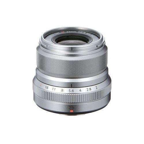 XF 23mm F2 R WR Silver (4547410328820)