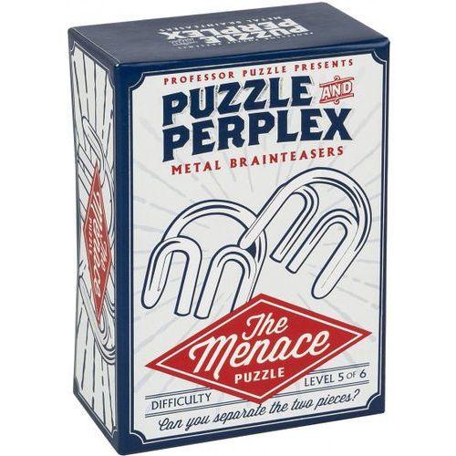 Professor Puzzle - Puzzle & Perplex - The Menace - Professor Puzzle (5060506530109)
