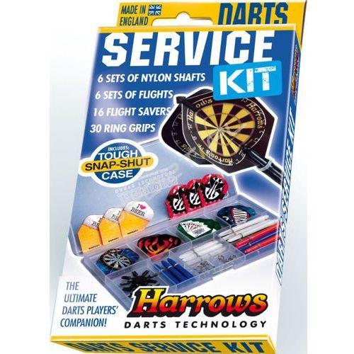 Harrows Zestaw akcesoriów darts service kit