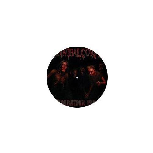 Evisceration plague (aniv) (pict) marki Metal blade records
