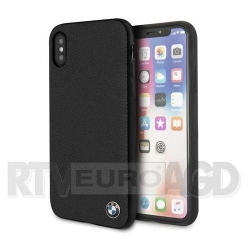 Bmw bmhcpxglbk iphone x (czarny) (3700740433324)
