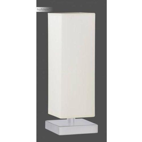 Trio 5914 lampa stołowa nikiel matowy, 1-punktowy - dworek/skandynawski - obszar wewnętrzny - piet - czas dostawy: od 3-6 dni roboczych (4017807150445)