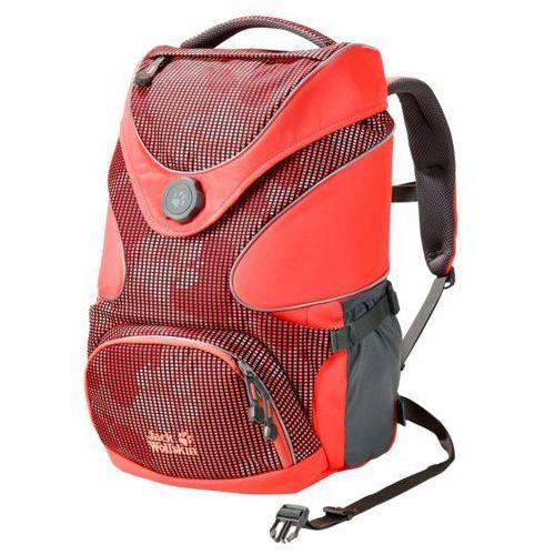 Plecak szkolny ramson top 20 - coral paw marki Jack wolfskin