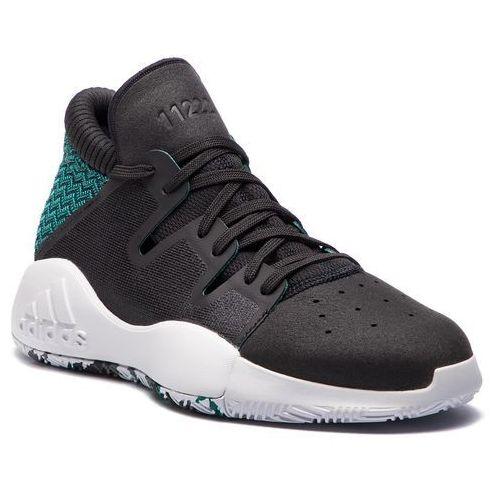 e36fa96467ac4 Buty - pro vision j cg5973 cblack ftwwht actgrn marki Adidas
