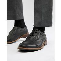 brogues in black - black, Silver street
