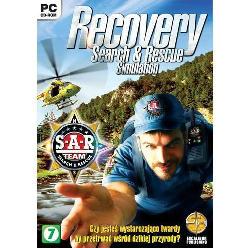 OKAZJA - Recovery Search & Rescue Simulation (PC)