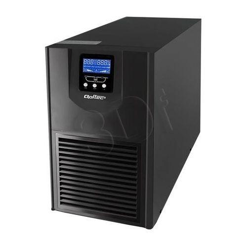 UPS Qoltec 53922 (3000VA 2400W online)
