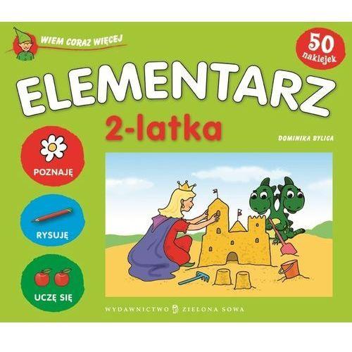 WIEM CORAZ WIĘCEJ. ELEMENTARZ 2-LATKA (opr. kartonowa)