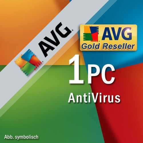 antivirus pl 2018 1 pc/ 2 lata marki Avg
