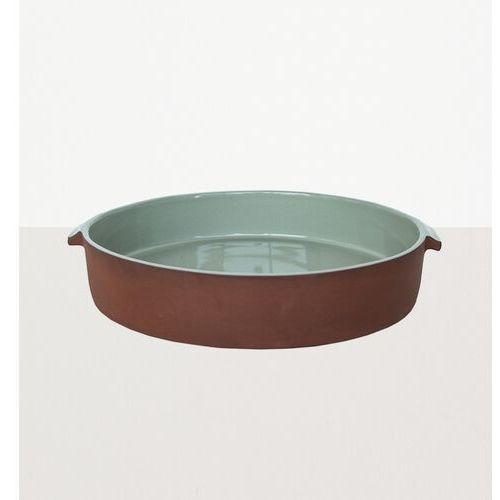 Urban nature culture unc naczynie żaroodporne okrągła terracotta ø 25 cm 104705