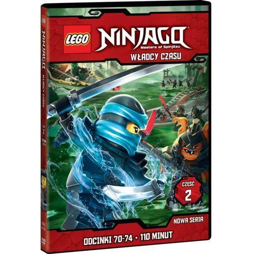 Michael helmuth hansen Lego ninjago: władcy czasu, część 2 (7321997611257)