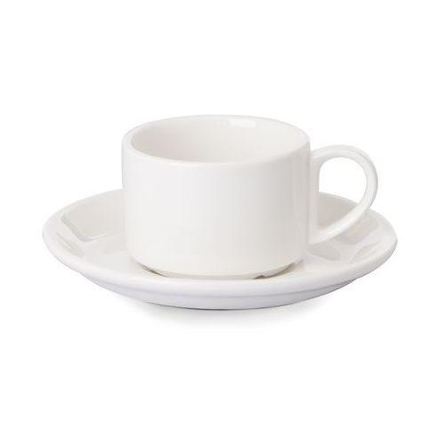 Filiżanka sztaplowana espresso porcelanowa prima marki Modermo