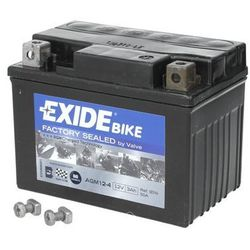 Exide Akumulator bike agm ytx4l-bs