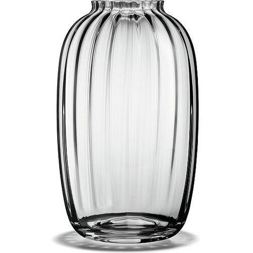 Szklany wazon Primula, przezroczysty, wysoki - HolmeGaard, 4340390
