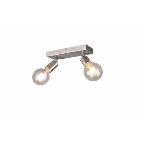 Trio rl vannes r80182007 plafon lampa sufitowa 2x40w e27 niklowy