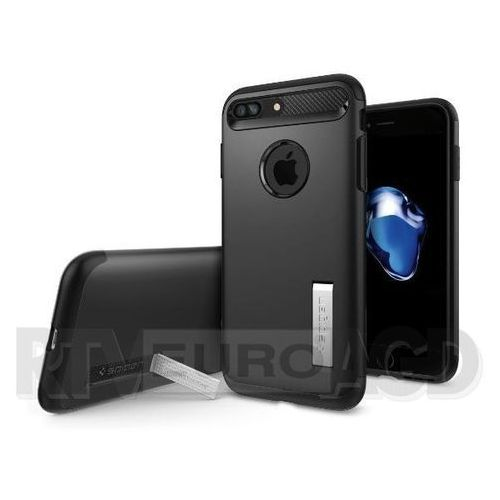 Spigen Slim Armor 043CS20648 iPhone 7 Plus (czarny), kolor czarny