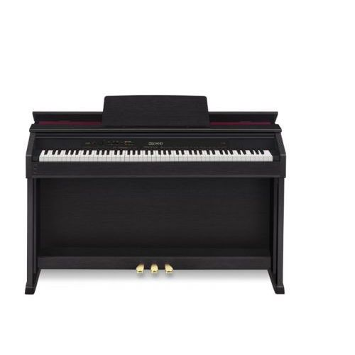 ap 460 pianino elektroniczne, czarne marki Casio