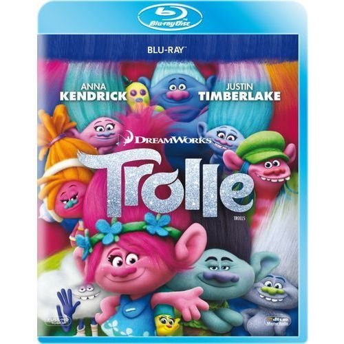 Trolle (Blu-ray) - Mike Mitchell (5903570072505)