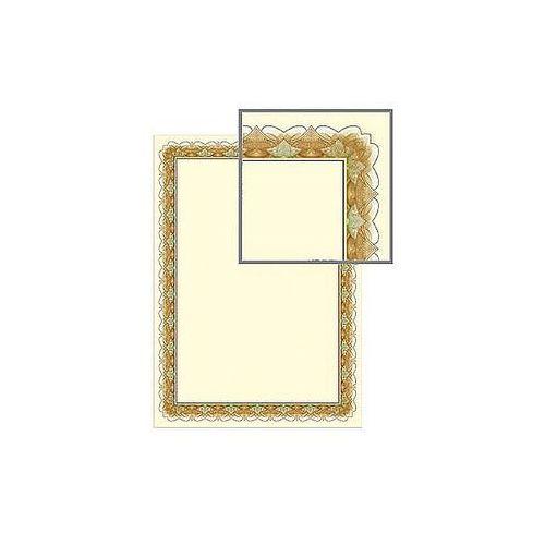 Argo Karton ozdobny złoto 170 g/m2 25 ark. a4