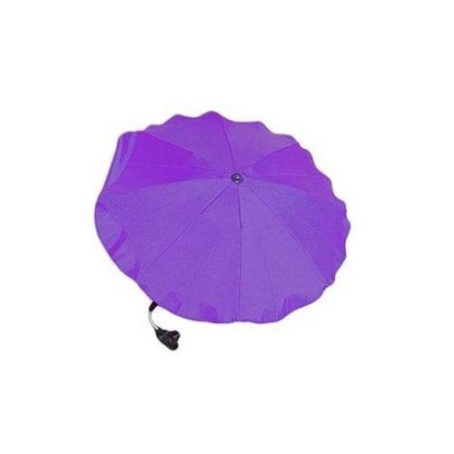 Parasolka do wózka ciemno fioletowa