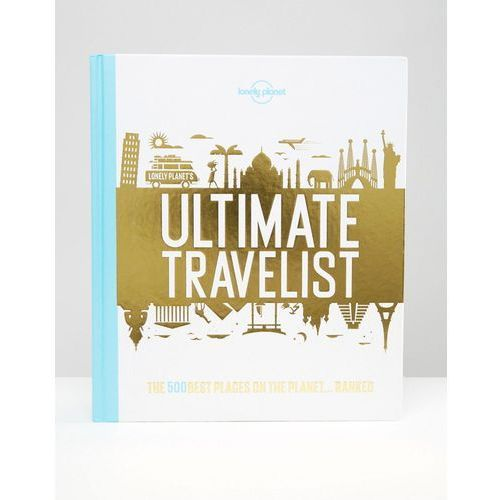 Lonely planet ultimate travelist - multi wyprodukowany przez Books