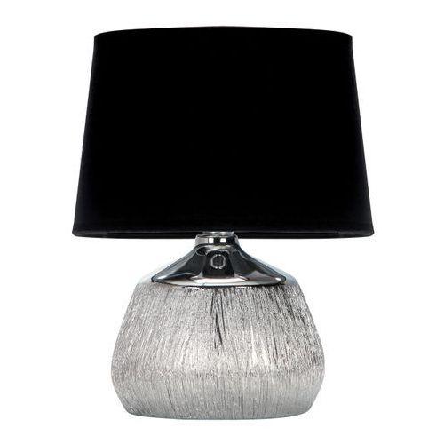 Lampka stołowa JAGODA E14 CHROME/BLACK, 03292