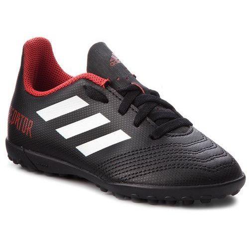 Buty adidas - Predator Tango 18.4 Tf J DB2338 Cblack/Ftwwht/Red
