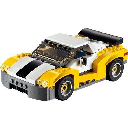 31046 SAMOCHÓD WYŚCIGOWY Fast Car KLOCKI LEGO CREATOR
