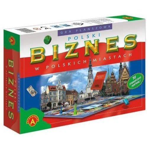 Polski biznes w polskich miastach marki Alexander