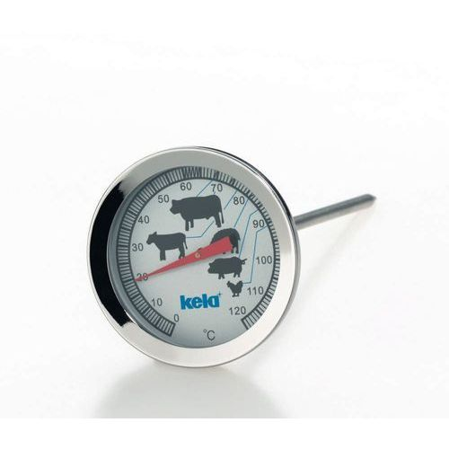 Kela - Punkto - termometr do pieczeni (średnica: 5 cm) (4025457153150)