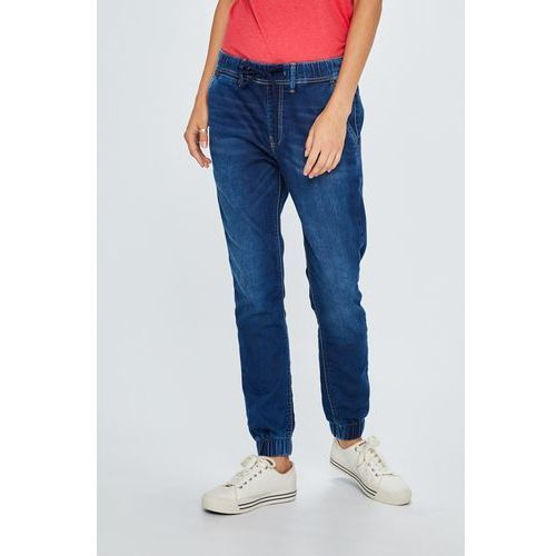 - jeansy cosie marki Pepe jeans